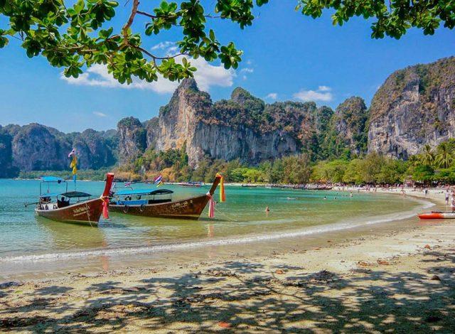 в Таиланд в первый раз