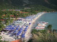 Пляжный отдых на острове Ко Лан в Паттайе
