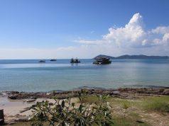 Остров Самет в Тайланде